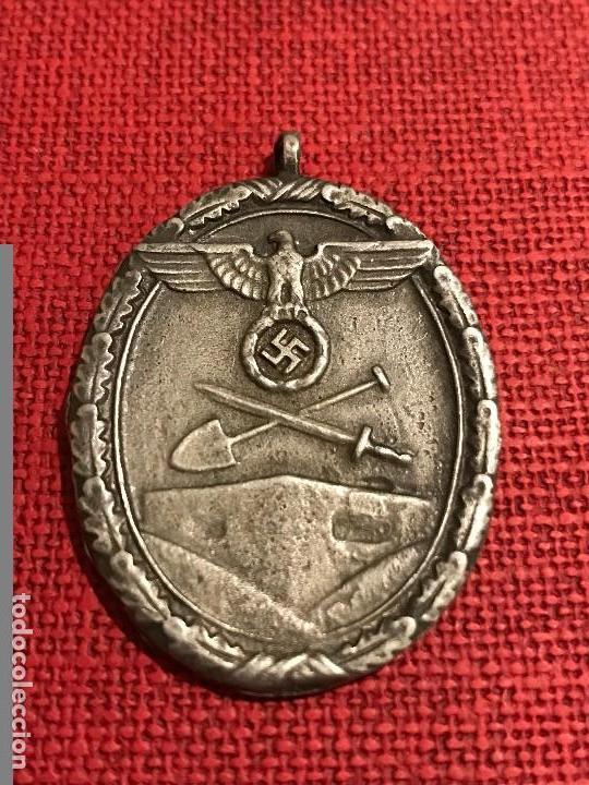 Medalla für arbeit zum schutze deutsch lands, t - Sold at Auction