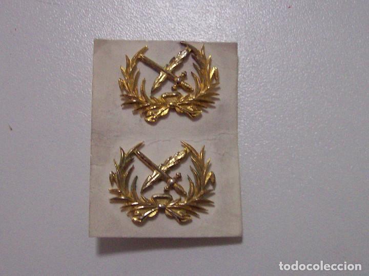 INSIGNIAS OFICINAS MILITARES (Militar - Insignias Militares Españolas y Pins)