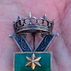 Militaria: INSIGNIA HIJO DE ALFÉREZ PROVISIONAL GUERRA CIVIL . Lote 76756571