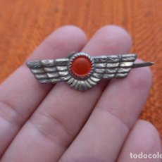 Militaria: ANTIGUA INSIGNIA ROKISKI DE AVIACION REPUBLICANA ORIGINAL, GUERRA CIVIL.. Lote 77739565