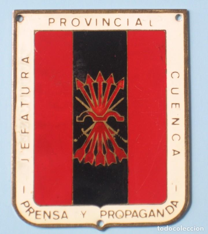 Jefatura Provincial de Falange de Cuenca