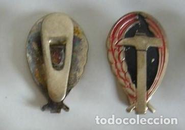 INSIGNIA SOLAPA SINDICATOS VERTICALES (Militar - Insignias Militares Españolas y Pins)
