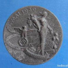 Militaria: INSIGNIA ORIGINAL ALEMANA.1 MAI 1939. TERCER REICH. . Lote 79117881