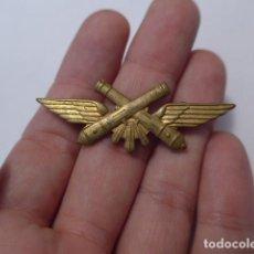 Militaria: * ANTIGUA INSIGNIA DE AVIACION ARTILLERA AEREA, ARTILLERIA. ZX. Lote 79211901