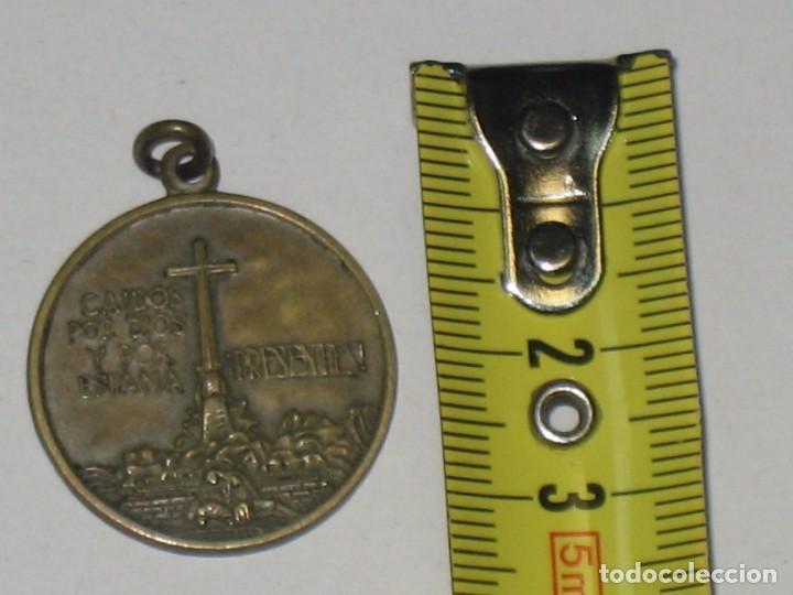 Militaria: MEDALLA CONMEMORATIVA VALLE DE LOS CAÍDOS - Foto 2 - 79617953