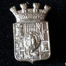 Militaria: INSIGNIA O DISTINTIVO DEL AYUNTAMIENTO DE MADRID ÉPOCA DE LA REPÚBLICA. Lote 79765305