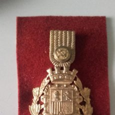 Militaria: PLACA DE ROS DE INFANTERÍA. REPUBLICANA.. Lote 80684946