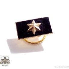 Militaria: DISTINTIVO ALFEREZ PROVISIONAL EN ORO Y ESMALTE. Lote 81065280