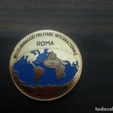 Militaria: AÑO SANTO - ANNO SANTO 1983 -84 -ROMA PELLEGRINAGGIO MILITARE INTERNAZIONALE - PEREGRINACION MILITAR. Lote 83424168