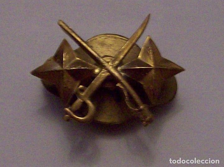 INSIGNIA GENERAL DE DIVISION (Militar - Insignias Militares Españolas y Pins)