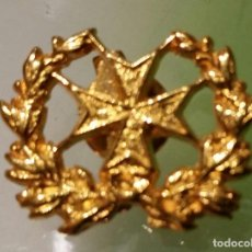Militaria: PIN EMBLEMA METÁLICO DE SANIDAD MILITAR. Lote 84025188
