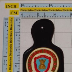 Militaria: ANTIGUA PEPITO DE SEGURIDAD PRIVADA. VIGILANTES JURADO. SEGURIDAD TAUROS. . Lote 87421432