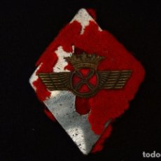 Militaria: VIEJO ROMBO MILITAR EJERCITO DEL AIRE-ROKISKI-. Lote 87474760
