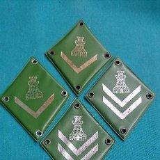 Militaria: LOTE DE ROMBOS, ROMBO MILITAR 10X8CM. Lote 87551112