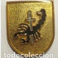 Militaria: DISTINTIVO DE FUNCION DE ADIESTRAMIENTOS ESPECIALES DE LA GUARDIA CIVIL EN METAL. Lote 87620928