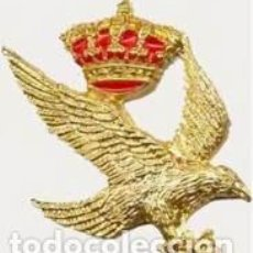 Militaria: EXCELENTE EMBLEMA DE BOINA -BRILAT-METALICO. Lote 89417248