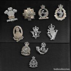 Militaria: COLECCION DE INSIGNIAS DE Y MEDALLAS . Lote 89631676