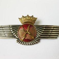 Militaria: ROKISKI ESTAMPADO DE ESPECIALISTA RADIOTELEGRAFISTA DEL EJERCITO DEL AIRE - AVIACION. Lote 90530645