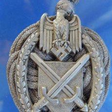 Militaria: ALEMANIA. CORDÓN DE TIRADOR SELECTO. WEHRMACHT . PERIODO SEGUNDA GUERRA MUNDIAL.. Lote 91326850