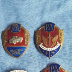 Militaria: PLACAS POLICIA ARMADA. ESPAÑA. Lote 92490990