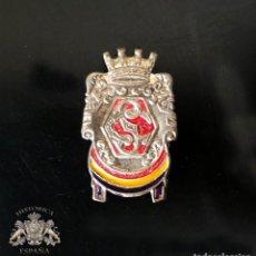 Militaria: INSIGNIA DISTINTIVO CUERPO DE SEGURIDAD - REPÚBLICA - 2,7 CM DE ALTO. Lote 92949070