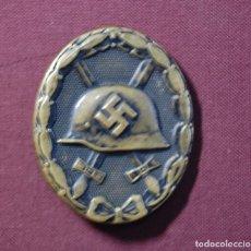 Militaria: PRECIOSA CONDECORACION ALEMANA DE HERIDO 3ª CATEGORIA .SEGUNDA GUERRA MUNDIAL.. Lote 93614190