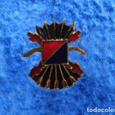 Militaria: INSIGNIA PACTO NACIONAL 18 DE JULIO. FALANGE, CARLISTAS, EX-COMBATIENTES GUERRA CIVIL Y FUERZA NUEVA. Lote 93956875