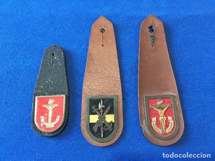 LOTE 3 PEPITOS LEGION (Militar - Insignias Militares Españolas y Pins)