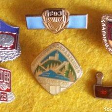 Militaria: LOTE INSIGNIAS DDR. Lote 94213183