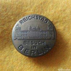 Militaria: INSIGNIA DDR BESUCH IN BERLIN REICHSTAG. Lote 94219900