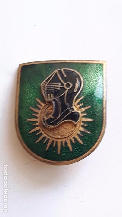 INSIGNIA CURSO AÑOS 80. (Militar - Insignias Militares Españolas y Pins)