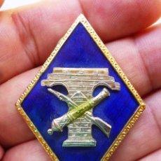 Militaria: ANTIGUO ROMBO DEL CUERPO AUXILIAR DE AYUDANTES INGENIEROS. ARMAMENTO Y CONSTRUCCIÓN. CAIAC.. Lote 94442754