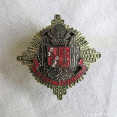Militaria: PIN INSIGNIA DE SOLAPA FISCAL COMARCAL. Lote 94496602