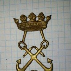 Militaria: INSIGNIA DE HOMBRERA DE MARINA. Lote 19242401