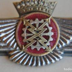 Militaria: AVIACION,ROKISKI DE MECANICO-RADIOTELEGRAFISTA REGLAMENTO DE UNIFORMIDAD 1946.. Lote 95359659