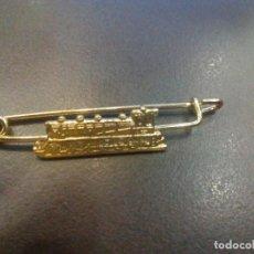Militaria: ALFILER FERROVIARIO. FERROCARRIL. TREN.. Lote 96553975