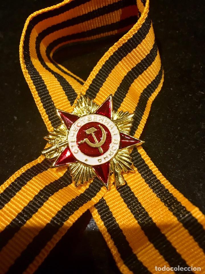 Militaria: MEDALLA PIN MILITAR DEL PARTIDO COMUNISTA DE LA URSS. RUSIA SOCIALISTA SOVIETICA - Foto 2 - 210353601