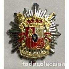 Militaria: DISTINTIVO PERMANENCIA SEGURIDAD DEL ESTADO CON DOBLE ENGANCHE. Lote 96933123
