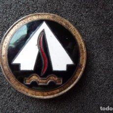 Militaria: (JX-170940)EMBLEMA METALICO , JEFE DE CAMPAMENTO DE LA O.J.E.. Lote 97221407