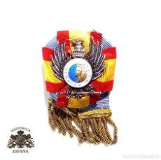 Militaria: LAZO DISTINTIVO DE PROFESORADO. ENSEÑANZA MILITAR. ESTADO MAYOR. ÉPOCA DE FRANCO. Lote 97309771