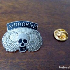 Militaria: INSIGNIA PIN DE AIRBORNE.. Lote 97920079