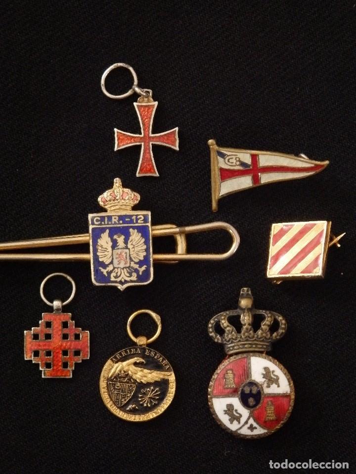 Medallas e insignias nazis y españolas años 30- - Sold at Auction