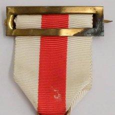 Militaria: MEDALLA DE PLATA DE LA CRUZ ROJA ESPAÑOLA,FIESTA DE LA BANDERITA.. Lote 99513451