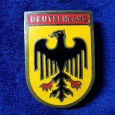 Militaria: ANTIGUA INSIGNIA PIN DE AGUJA REPÚBLICA FEDERAL DE ALEMANIA DEUTSCHLAND ORIGINAL. Lote 100254255