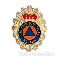 Militaria - PLACA CARTERA DE PROTECCIÓN CIVIL - 111170816