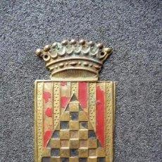 Militaria: (JX-171064)PLACA DE BRAZO,EMBLEMA DEL CUERPO DE EJÉRCITO DE URGEL. DIVISIÓN, 42.. Lote 101087379