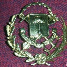 Militaria: DISTINTIVO DE LA POLICÍA TERRITORIAL DE GUINEA ECUATORIAL. Lote 101428272