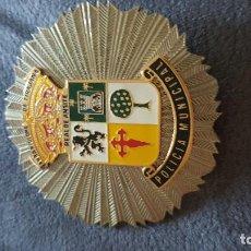 Militaria: PLACA DE POLICÍA SAN BARTOLOMÉ DE TIRAJANA CANARIAS. Lote 101620987