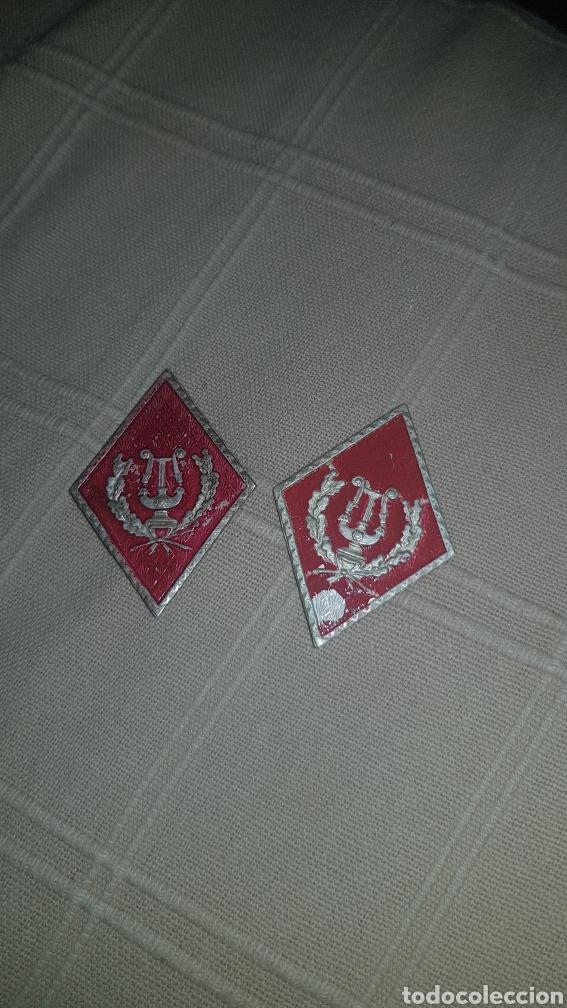 ROMBOS MÚSICO MILITAR (Militar - Insignias Militares Españolas y Pins)