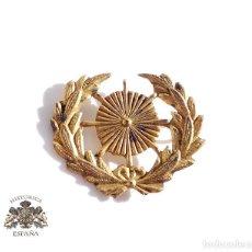 Militaria: DISTINTIVO INTENDENCIA ALFONSO XIII. 2,8 CM DE ANCHO. Lote 254633095